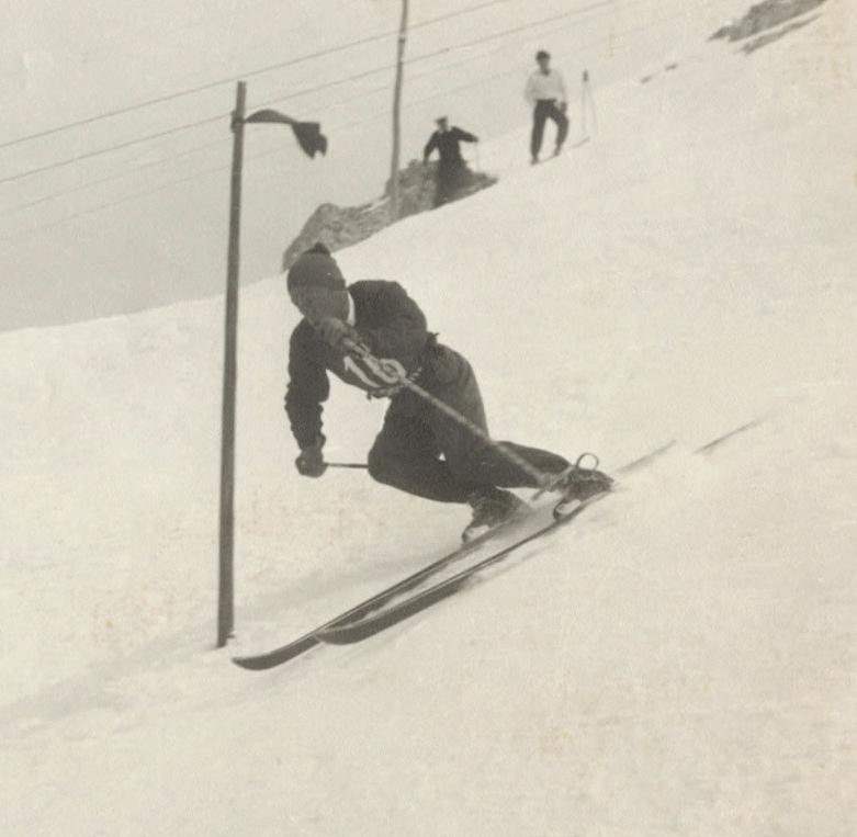 Erich slalom